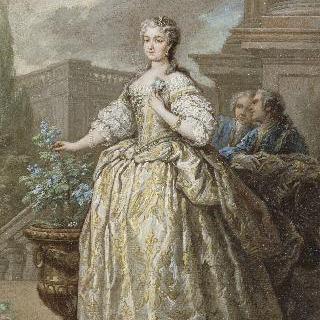 마리 레슈친스카, 프랑스 왕비
