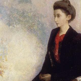 로베르 드 도메시 남작부인의 초상