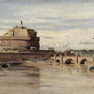 로마 산 안젤로와 티브르의 성