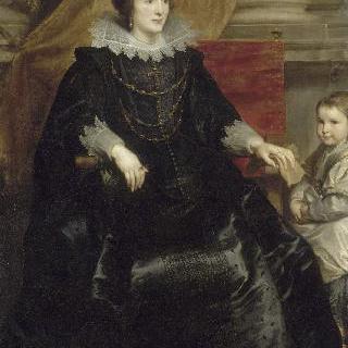 귀족 부인과 그녀의 딸의 초상