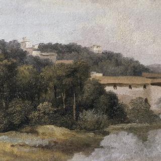 빌라 파르네세에서: 언덕 위의 집들