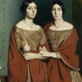 샤세리오 양들 (두 자매)