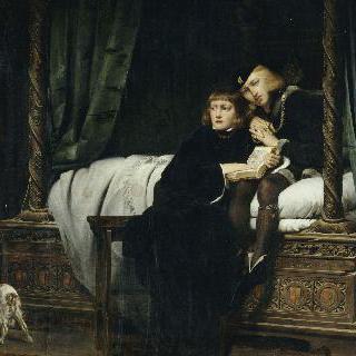 영국의 소년왕 에드워드 5세와 형제 요크 백작 리차드 (에드워드의 아이들)