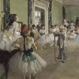 발레 수업