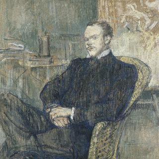 화가의 친구, 폴 르크레르크 (1872-1956), '라 르뷔 블랑슈' 창간자