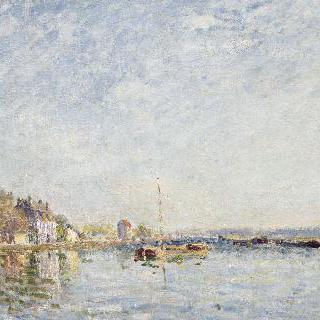 루앙의 운하