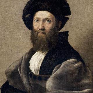 발다사레 카스틸리오네의 초상