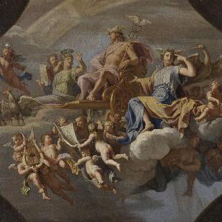 메르쿠리우스의 전차