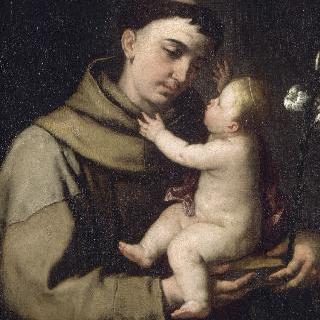 파두의 성 안토니우스와 아기 예수