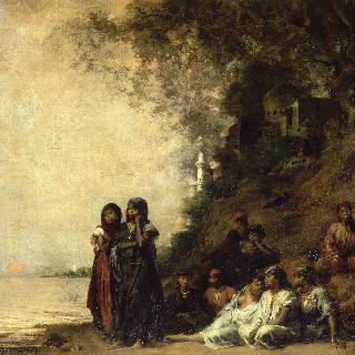 에즈네의 추억 혹은 나일 강가의 이집트 처녀들