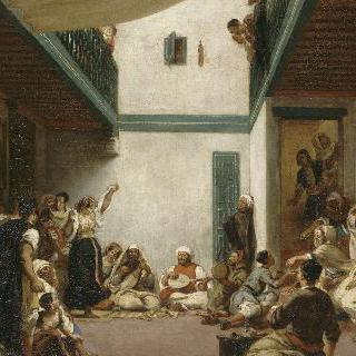 모로코의 유대인 결혼식