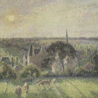 에라니의 풍경, 교회와 에라니 목장