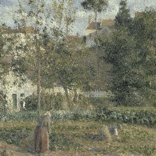 퐁투아즈, 에르미타주의 채소밭