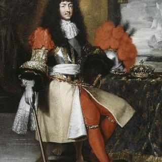 루이 14세의 초상