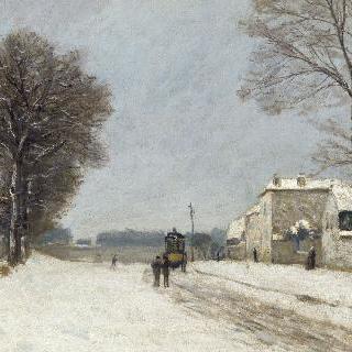 눈 내린 겨울 (1876)