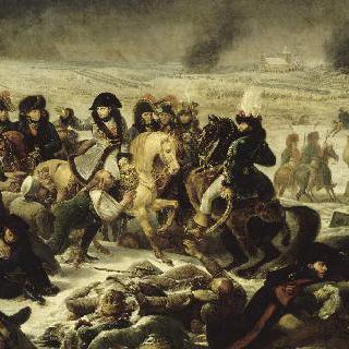 아이라우 전장의 나폴레옹 1세 (1807년 2월 9일)