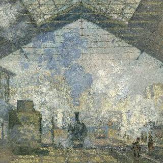 생-라자르 역