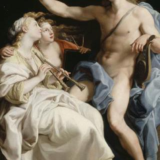 음악과 음율의 신 아폴론