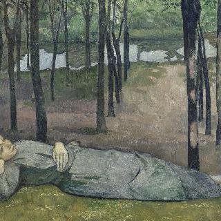 사랑의 숲 속의 마들렌