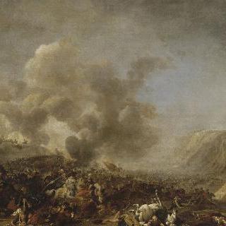 1799년 4월 8일 나자렛의 전투 - 승리로 이끈 쥐노 장군