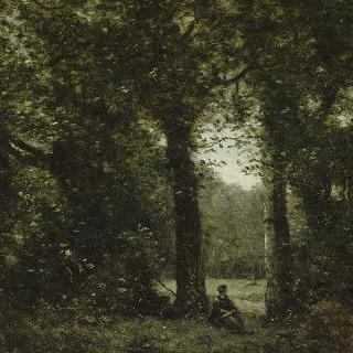 숲 속 빈 터, 빌 다브레의 추억