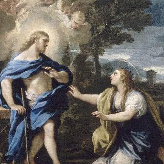 막달라 마리아 앞에 나타난 그리스도
