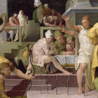 아테네에서 활놀이 하는 오디세우스