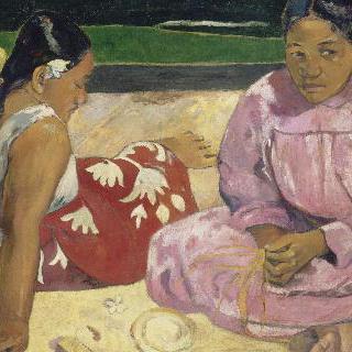 타히티의 여인들