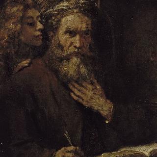 성 마태오와 천사