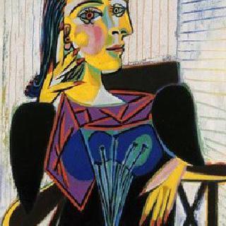 도라 마르의 초상