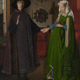 지오반니 아르놀피니와 그의 부인의 초상 (아르놀피니의 약혼)