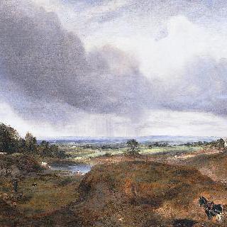햄스테드의 브랜치 힐 연못