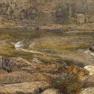 스토브홀 근처의 테이 강