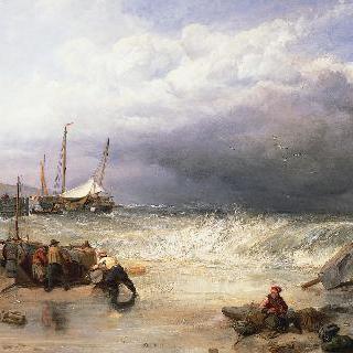 브르타뉴 해변