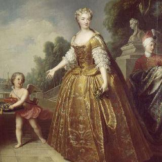 프랑스의 왕비 마리 레슈친스카 (1703-1768)