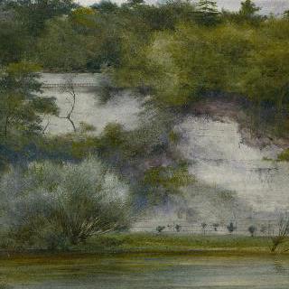 강가의 풍경