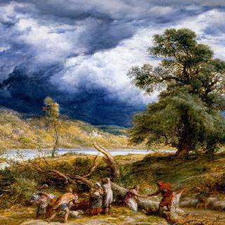 강의 범람