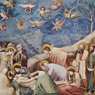 그리스도의 죽음을 슬퍼함 또는 애도