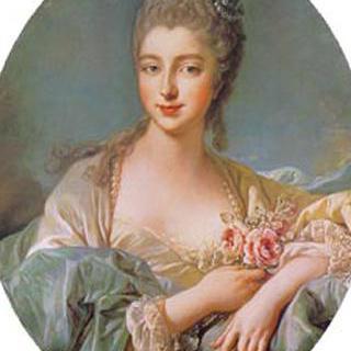 퐁파두르 후작 부인의 초상