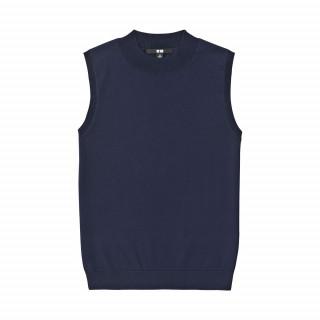 UV-CUT슬리브리스스웨터