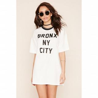 Bronx 티셔츠 원피스