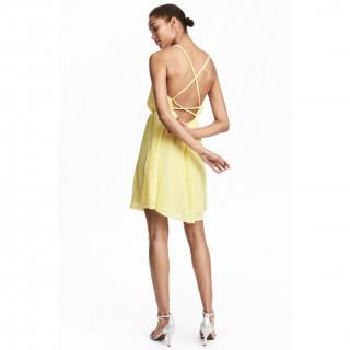플리츠 드레스