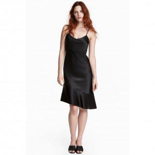 실크 드레스