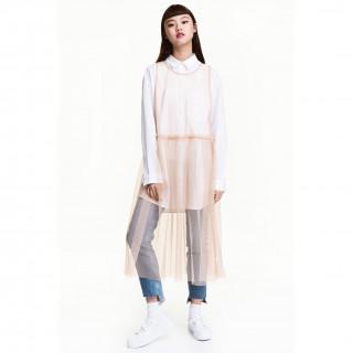 메쉬 드레스