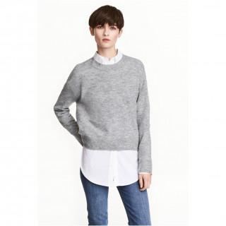 오버사이즈 스웨터
