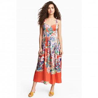 패턴 드레스