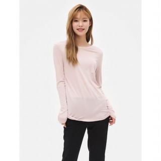 라이트 핑크 데일리 티셔츠