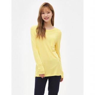 옐로우 데일리 티셔츠