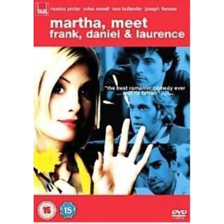 마샤, 프랭크와 다니엘과 로렌스를 만나다