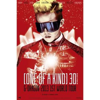 원 오브 어 카인드 3D ; G-DRAGON 2013 1ST WORLD TOUR